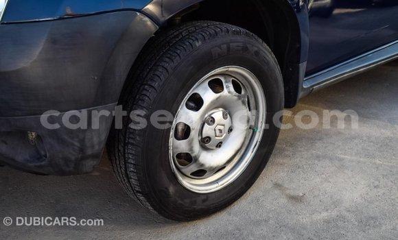 Buy Import Renault Duster Blue Car in Import - Dubai in Hhohho