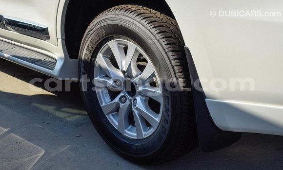 Buy Import Toyota Land Cruiser White Car in Import - Dubai in Hhohho