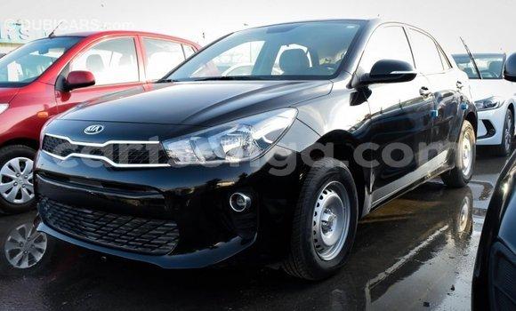 Buy Import Kia Rio Black Car in Import - Dubai in Hhohho