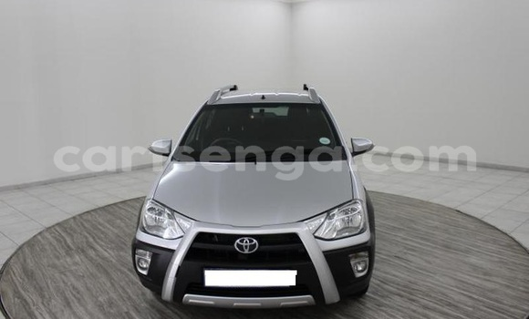 Buy Used Toyota Etios Silver Car in Mbabane in Manzini