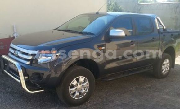 Buy Used Ford Ranger Silver Car in Manzini in Swaziland