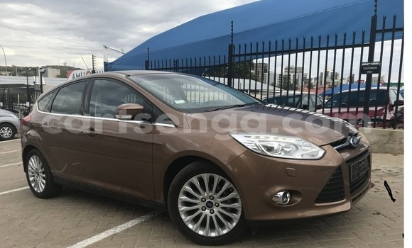 Buy Used Ford Focus Beige Car in Mbabane in Manzini
