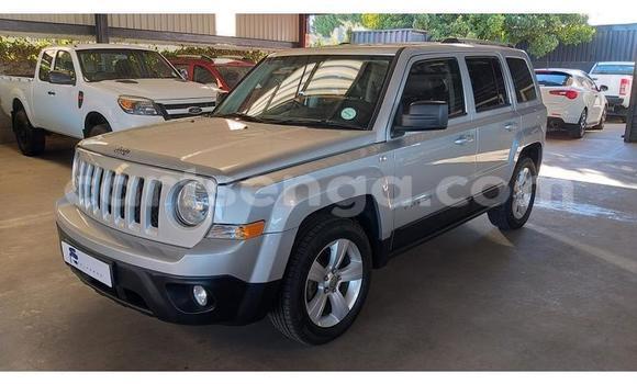 Buy Used Jeep Patriot White Car in Manzini in Manzini