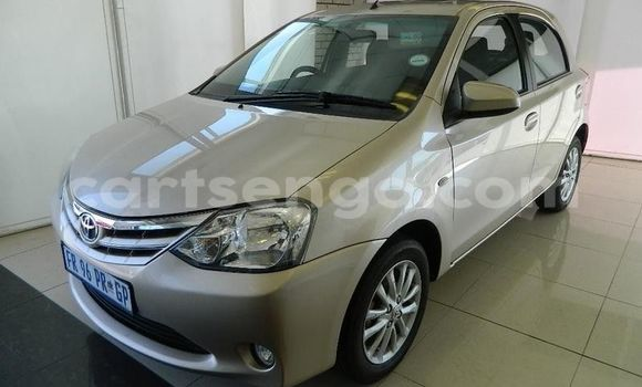Buy Used Toyota Etios Silver Car in Bulembu in Hhohho