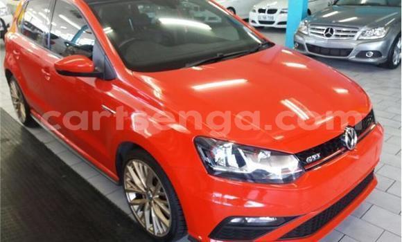 Buy Used Volkswagen Polo Red Car in Bhunya in Manzini
