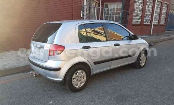 Buy Used Hyundai Getz Silver Car in Kubuta in Shiselweni District