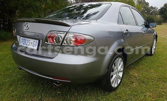 Buy Used Mazda 6 Silver Car in Manzini in Swaziland