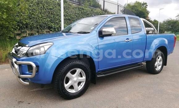 Buy Used Isuzu KB Blue Car in Bhunya in Manzini