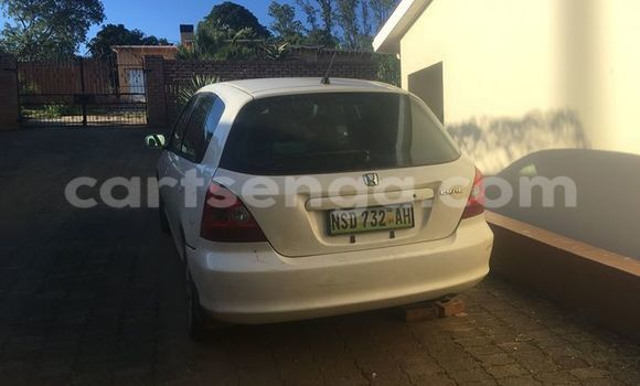 Buy Used Honda Civic White Car in Manzini in Swaziland