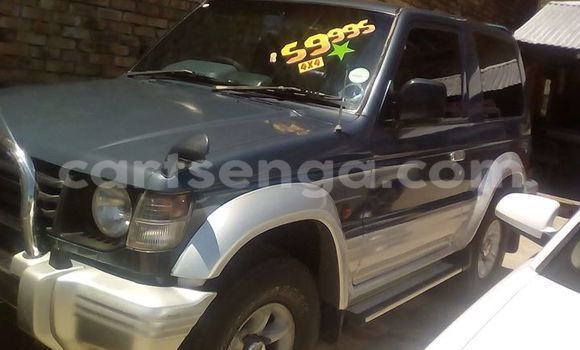 Buy Used Mitsubishi Pajero Black Car in Manzini in Swaziland