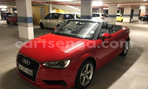 Buy Used Audi A3 Red Car in Big Bend in Lubombo District