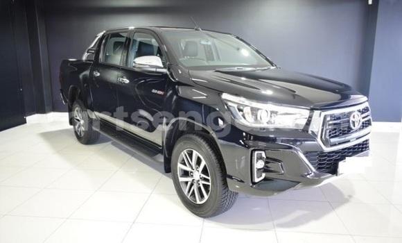 Buy Used Toyota Hilux Black Car in Mbabane in Manzini