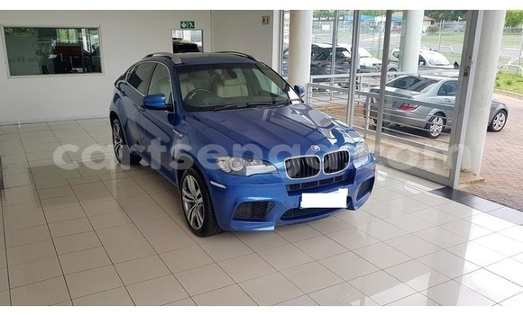 Buy Used BMW X6 M Blue Car in Mbabane in Manzini