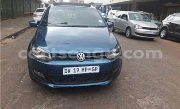 Buy Used Volkswagen Polo Black Car in Big Bend in Lubombo District
