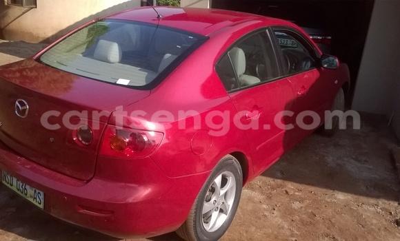 Buy Used Mazda 2 Red Car in Mbabane in Swaziland