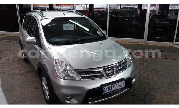Buy Used Nissan Livina Silver Car in Ezulwini in Hhohho