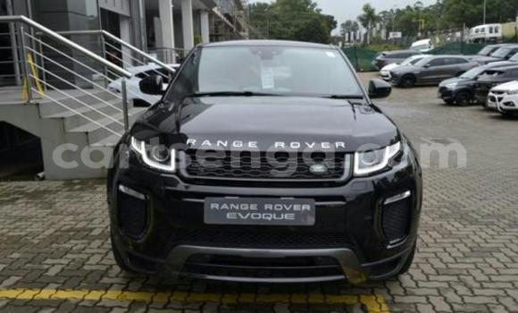 Buy Used Land Rover Range Rover Evoque Black Car in Mbabane in Manzini