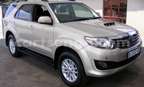 Buy Used Toyota Fortuner Silver Car in Manzini in Manzini