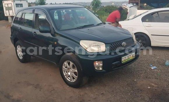 Buy Used Toyota RAV4 Black Car in Manzini in Manzini