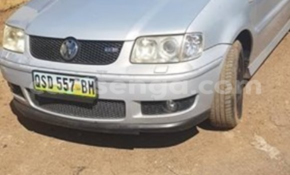 Buy Used Volkswagen Polo Silver Car in Manzini in Manzini
