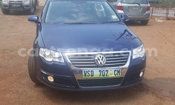 Buy Used Volkswagen Passat Blue Car in Manzini in Manzini