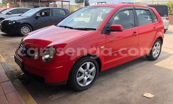 Buy Used Volkswagen Polo Red Car in Manzini in Manzini