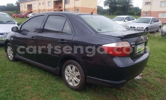 Buy Used Toyota Vios Blue Car in Manzini in Manzini