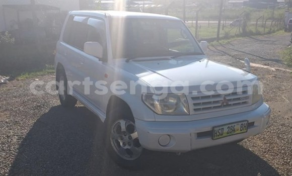 Buy Used Mitsubishi Pajero iO White Car in Manzini in Manzini