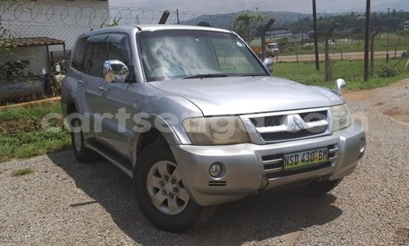 Buy Used Mitsubishi Pajero Silver Car in Manzini in Manzini