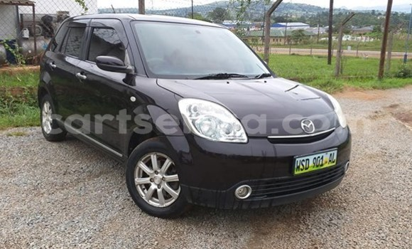 Buy Used Toyota Verosa Black Car in Manzini in Manzini
