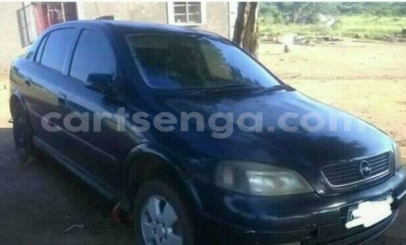 Buy Used Opel Astra Black Car in Manzini in Manzini