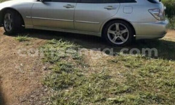 Buy Used Toyota Altezza Silver Car in Manzini in Manzini