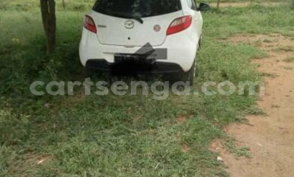 Buy Used Mazda Demio White Car in Manzini in Manzini