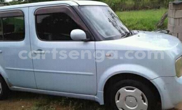 Buy Used Nissan Cube Blue Car in Manzini in Manzini