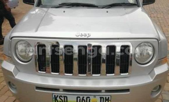 Buy Used Jeep Patriot Silver Car in Manzini in Manzini