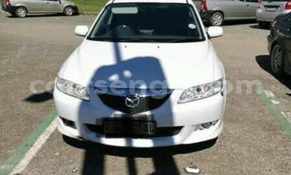 Buy Used Mazda 6 White Car in Manzini in Manzini