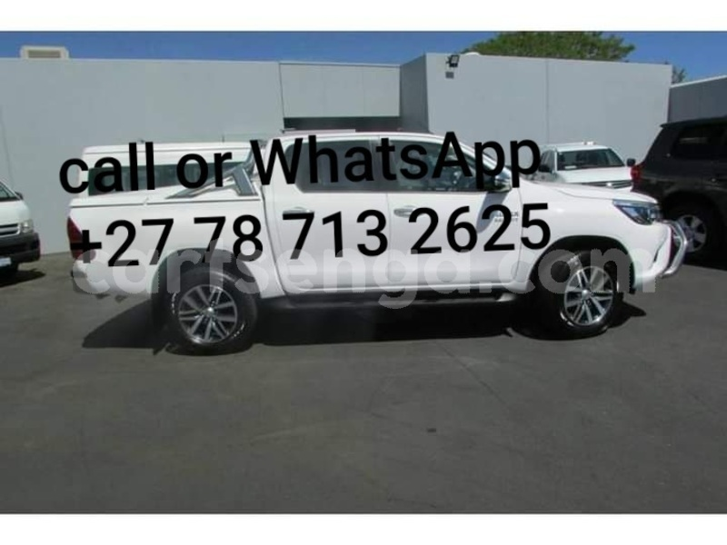 Big with watermark toyota hilux lubombo district big bend 21477