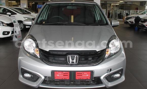 Buy Used Honda Brio Silver Car in Mbabane in Manzini