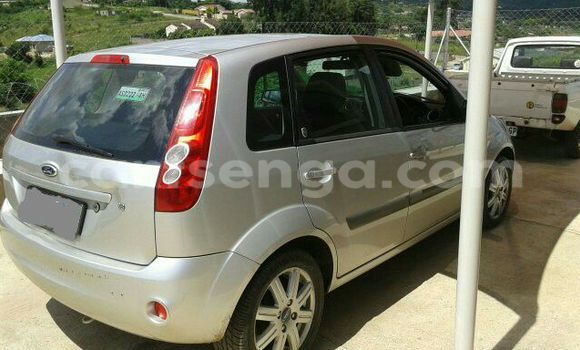 Buy Used Ford Fiesta Silver Car in Manzini in Swaziland