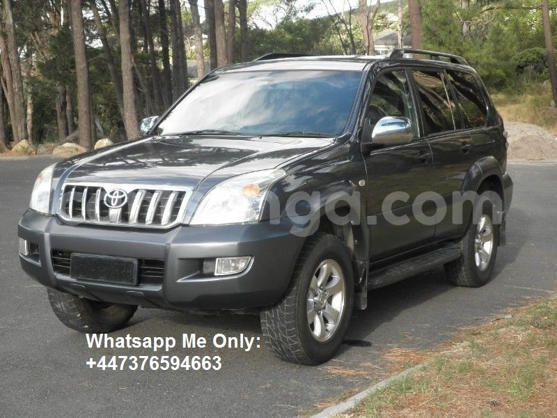 Big with watermark toyota land cruiser prado manzini mbabane 21540