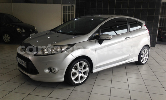Buy Used Ford Fiesta Silver Car in Mbabane in Manzini
