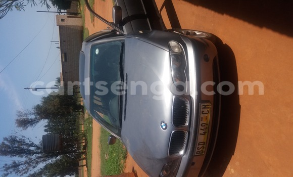 Buy Used BMW 3-Series Silver Car in Simunye in Swaziland
