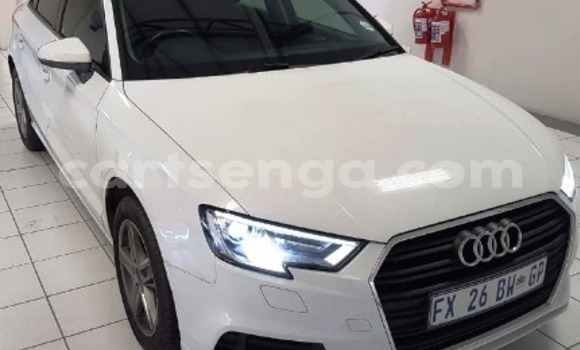 Buy Used Audi A3 White Car in Bhunya in Manzini