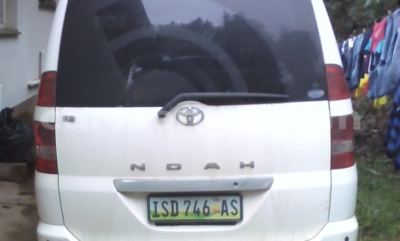 Buy Used Toyota 4Runner White Car in Mbabane in Swaziland