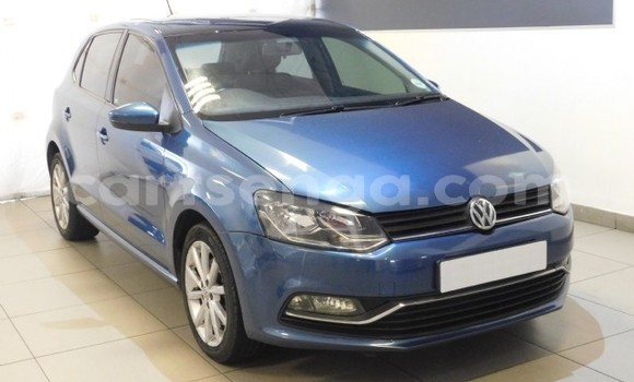 Buy Used Volkswagen Polo Blue Car in Bhunya in Manzini