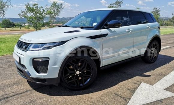 Buy Used Land Rover Range Rover Vogue White Car in Big Bend in Lubombo District