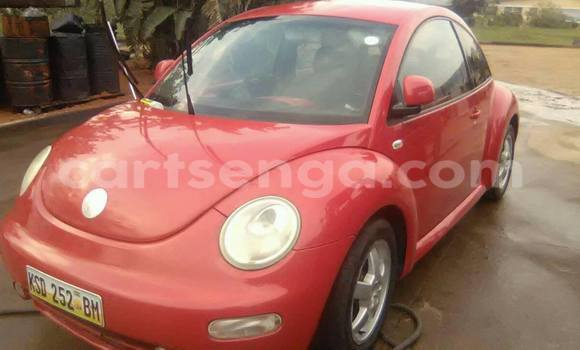Buy Used Volkswagen Beetle Red Car in Manzini in Swaziland