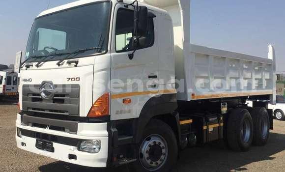Buy Used Hino Ranger White Truck in Ezulwini in Hhohho