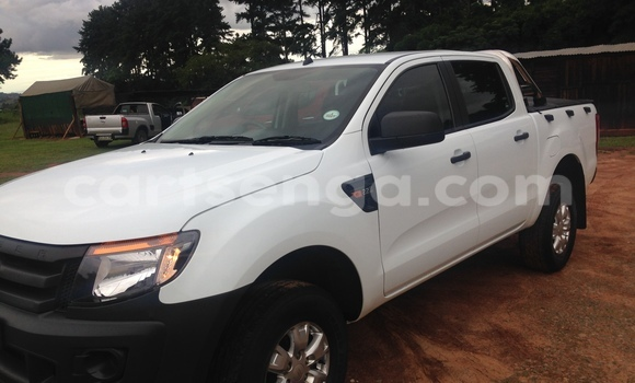 Buy Used Ford Ranger White Car in Mbabane in Swaziland