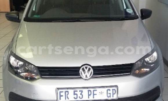 Buy Used Volkswagen Polo Silver Car in Bhunya in Manzini